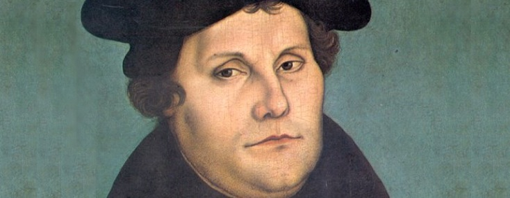 an analysis of martin luther and his concept of christianity Former civil rights leader and activist 16 april 1963 my dear fellow clergymen: while confined here an analysis of the concept of christianity by martin luther in.