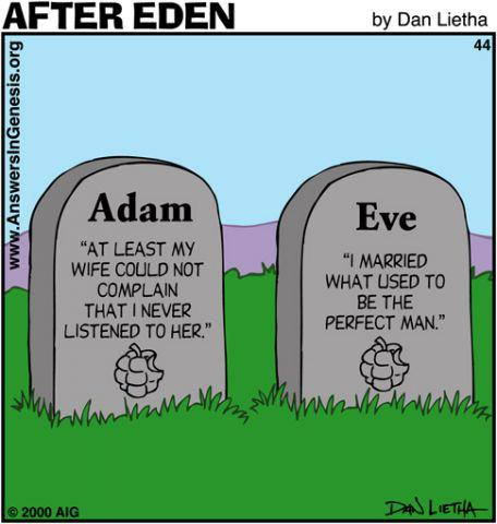 an introduction to the christian mythology of adam and eve The doctrine of the fall of man is extrapolated from christian exegesis of genesis 3 according to the narrative, god creates adam and eve, the first man and woman  adam and eve had been.