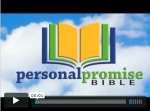 personalised promise bible