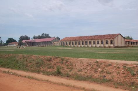 St Joseph's College Ombachi
