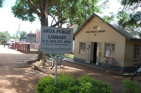 Arua Public Library