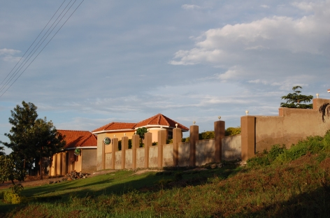 Hill Top Hotel in Arua