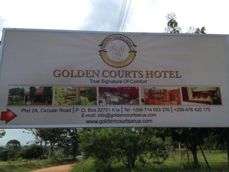 Golden Courts Hotel