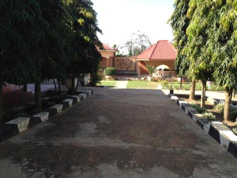 Heritage courts garden