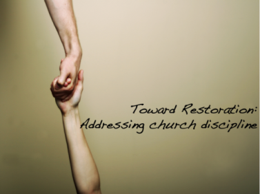 church discipline
