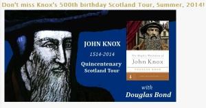 john knox tour